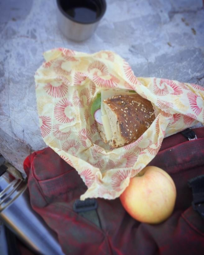 eco-tsapi emballage L sandwich